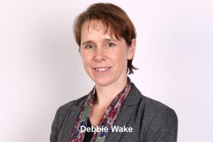 Edinburgh International Healthcare Debbie Wake