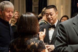 Edinburgh International Healthcare China Scotland award reception