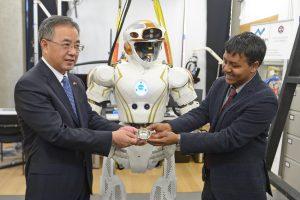 University of Edinburgh Robotics